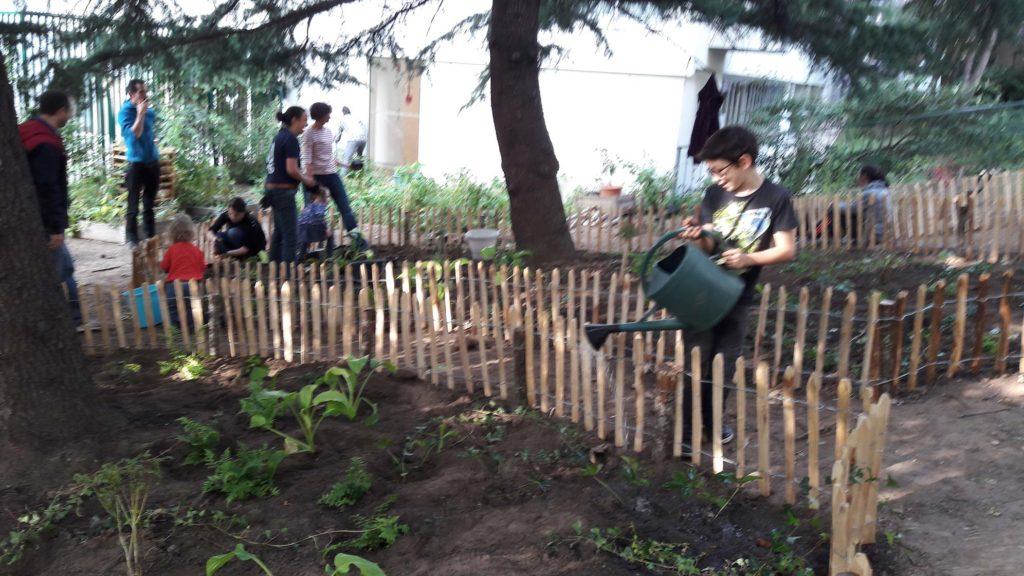 Atelier plantation